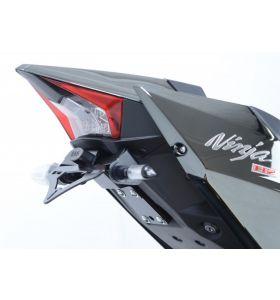 R&G LP0182BK Kentekenplaathouder Kawasaki Ninja H2 (R) (15-)