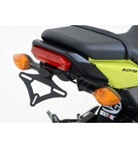 R&G LP0206BK Kentekenplaathouder OEM Knipperlicht Honda MSX 125 (16-)