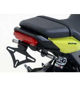 R&G LP0207BK Kentekenplaathouder Kleine Knipperlicht Honda MSX 125 (16-)