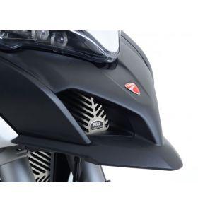 R&G SCG0008SS Oliekoelerbeschermer RVS Ducati Multistrada 950/1200/1260 (15-)