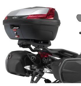 GIVI 6702FZ Topkofferrek Aprilia Shiver 750/ABS (10-16)