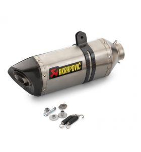Akrapovic KTM Silencer Titanium Duke 4 (12-)