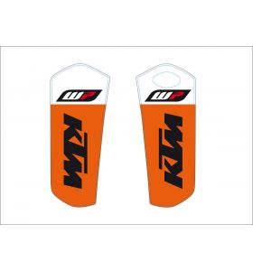 KTM Voorvork Bescherming Sticker Set