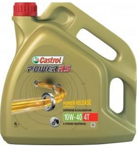 Castrol Power RS 4T 10W-40 4LTR