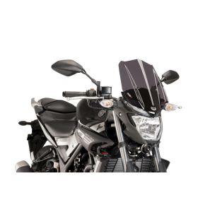 Puig Windscherm 'Naked' Yamaha MT-03 (16-)