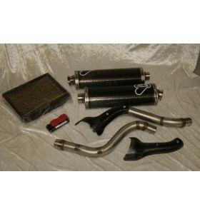 Ducati Kit Carbon High Plus MS4