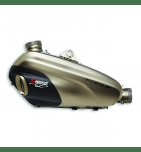 Akrapovic Uitlaatdemper Titanium EU5 Panigale V4/Streetfighter V4