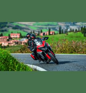 Ducati Vehicle hold Control