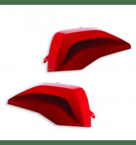 Ducati Zijkoffer Kleurdeel Set Rood