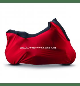 Ducati Motorhoes Binnen Mulistrada V4