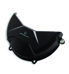 Ducati Koppelingsdeksel Cover Carbon Panigale/Streetfigther V4