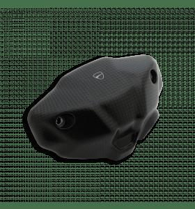 Ducati Dashboard Cover Carbon