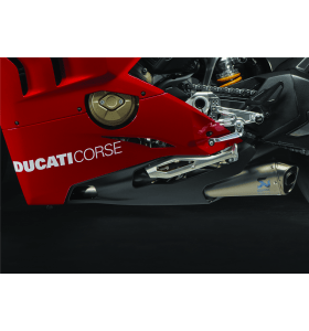 Ducati Onderkuip tbv Akrapovic CORSE Panigale V4 916