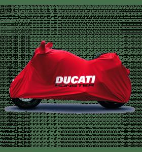 Ducati Indoor Motorhoes Monster