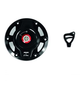 Ducati/Rizoma Tankdop Billet Aluminium Diavel 1260