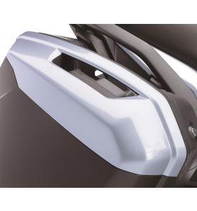 Kawasaki Zijkoffer Cover Set Wit Versys 1000/650