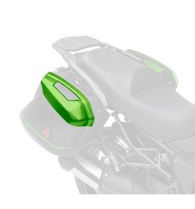 Kawasaki Zijkoffer Cover Set Groen Versys 1000/650 / Z 1000 SX
