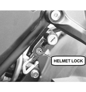 Kawasaki Helm Slot Set Ninja 650 / Z 650 (17-)