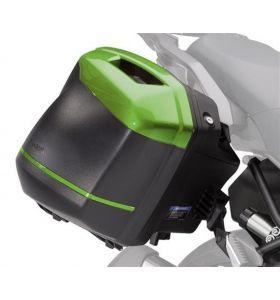 Kawasaki Zijkoffer Covers Wit
