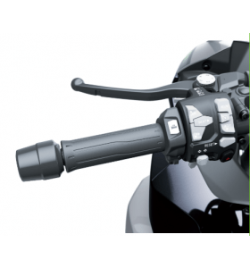 Kawasaki Handvatverwarming