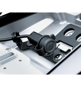 Kawasaki USB Aansluiting
