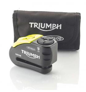 Triumph Schijfremslot Met Alarm