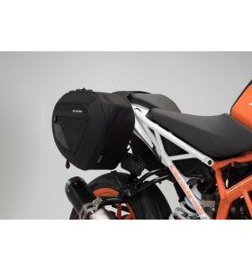 SW-Motech Zadeltassenset Blaze KTM 125/390 Duke (17-)