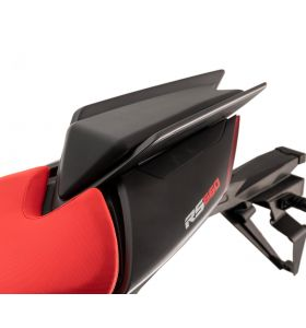 Aprilia Seatcover Kit Apex Black RS 660 (21-)