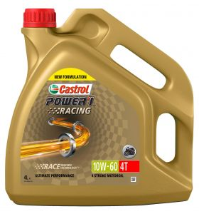 Castrol Power RS Racing 4T 10W-60