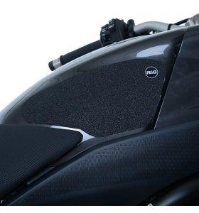 R&G EZRG931BL Eazi-Grip Sticker Set Zwart Yamaha NIKEN TANK 2-GRIP KIT
