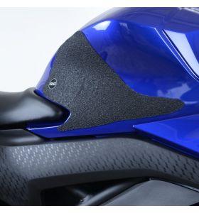 R&G EZRG933CL Eazi-Grip Sticker Set Transparant Yamaha YZF-R25 /YZF-R3 19- 2-GRIP KIT