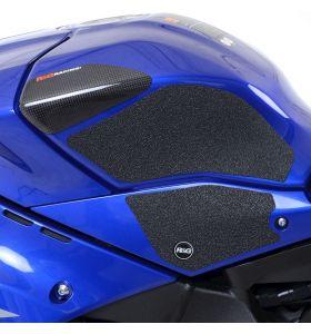 R&G EZRG935BL Eazi-Grip Sticker Set Zwart Yamaha YZF-R1 20- / R1M 20-  4-GRIP KIT