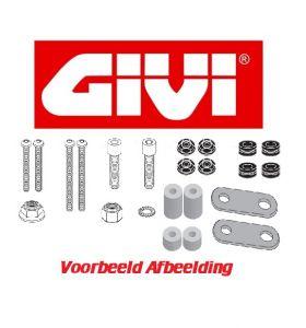 GIVI TL3112KIT Bevestigingskit S250 Voor PL1121CAM/3112(CAM)