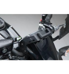 SW-Motech GPS Montageset Cockpit Kawasaki Z650 (16-)