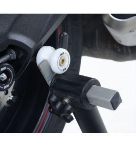 R&G CR0032WH Cotton Reels Bobbins Wit BMW / Triumph