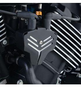 R&G ICC0001BK Ontstekingsdeksel Cover Zwart Harley-Davidson STREET 500/750