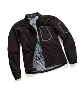 Triumph Soft Shell D-Liner Jacket