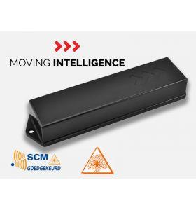 Mi01 GPS Tracker + Inbouw & Certificaat Motorfiets