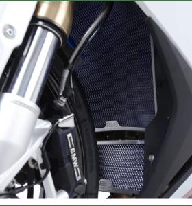 R&G OCG0034RACINGTI Oliekoelerbeschermer Zilver BMW S1000RR 19-