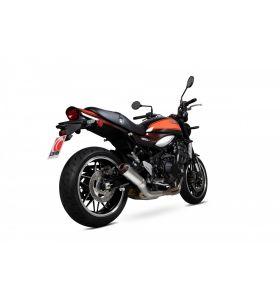 Scorpion Red Power Uitlaat RVS Kawasaki Z900 RS (18-19)