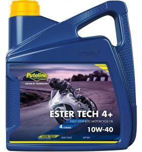 Putoline Ester Tech Syntec 4+ 10W-40 4L