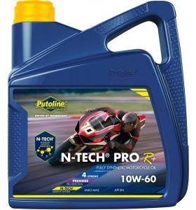 Putoline N-Tech Pro R+ 10W-60 4L