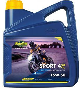 Putoline Sport 4R 15W-50 4L