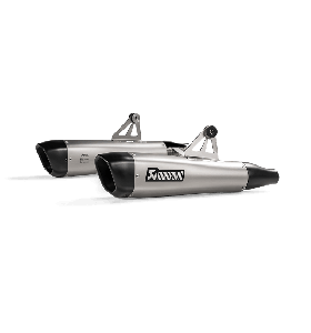 Akrapovic Heat shield (SS) Triumph Bonneville T100 (17-)