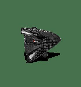 Akrapovic Hitteschild Uitlaat (Carbon) Yamaha MT-03 (16-) / YZF-R25/3 (14-)