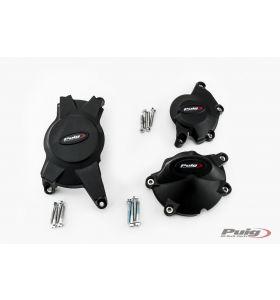 Puig Engine Cover Set 3-delig Suzuki GSX-R1000 (09-16)