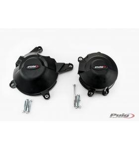 Puig Engine Cover Set 2-delig Kawasaki Ninja / Z 250/300