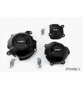 Puig Engine Cover Set 3-delig Kawasaki Z800/E