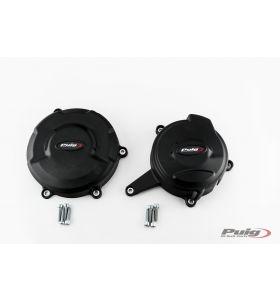 Puig Engine Cover Set 2-delig Ducati Panigale V4