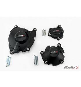 Puig Engine Cover Set 3-delig Yamaha MT-10